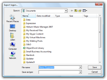 WPF File Dialogs